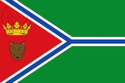 Bandera de Ricla