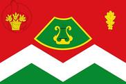 Bandera de San Martín de la Virgen de Moncayo