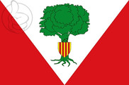 Bandera de Santed