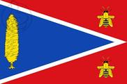 Bandera de Villadoz