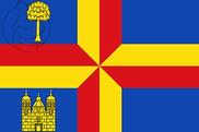 Bandera de Villafranca de Ebro