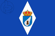 Bandera de Albalate de Cinca