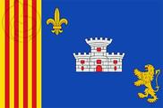 Bandera de Benabarre