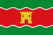 Bandera de Biescas