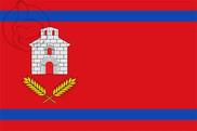 Bandera de Chalamera