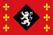 Bandera de Foixà