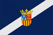 Bandera de Grañén