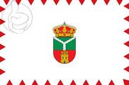 Flag of Horcajo de las Torres
