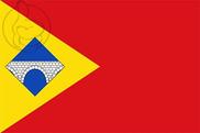 Bandera de Puente de Montañana