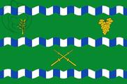 Bandera de Salas Bajas