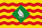 Flag of Sant Feliu de Buixalleu