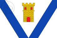 Bandera de Secastilla