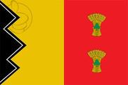 Bandera de Senés de Alcubierre