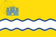 Flag of Villalonga de Ter