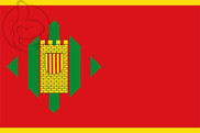 Flag of Altorricón