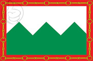 Bandera de Narros del Puerto
