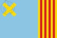 Bandera de Camós