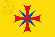 Bandera de Santa Llogaia d\'Àlguema