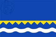 Bandera de Sarrià de Ter