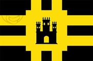 Bandera de Vidreres