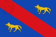 Flag of Gurrea de Gállego