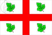 Bandera de Casaseca de las Chanas
