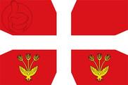 Bandeira do La Coma i la Pedra