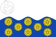 Bandera de Isona i Conca Dellà