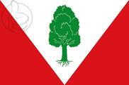 Bandeira do Fresno de la Polvorosa