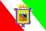 Bandera de La Pedraja de Portillo