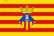 Flag of Santa Eugènia
