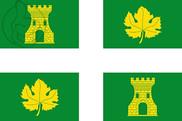 Bandera de Villaverde de Medina