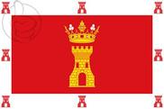 Bandera de Canalejas de Peñafiel