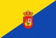 Drapeau de la Gran Canaria