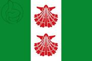 Bandera de Espinosa del Camino