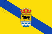 Flag of Boadilla de Rioseco