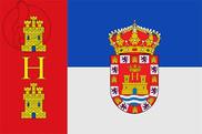 Bandera de Herrera de Valdecañas