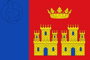Flag of Villasila de Valdavia