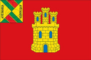 Flag of Villabasta de Valdavia