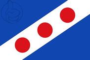 Bandera de Cimanes de la Vega