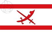 Bandera de Matanza de los Oteros