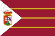 Bandera de Castilfalé