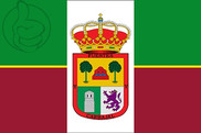 Flag of Fuentes de Carbajal