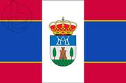 Flag of Santa María del Páramo