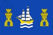 Bandera de Sada