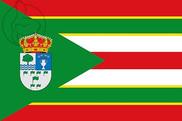 Bandeira do Villamontán de la Valduerna