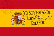 Bandera de Yo soy español