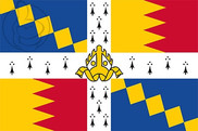 Flag of Birmingham Council Banner