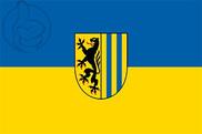 Bandera de Leipzig