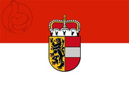 Bandiera di Salzburgo